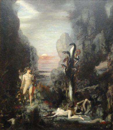 Hercule et Hydre
