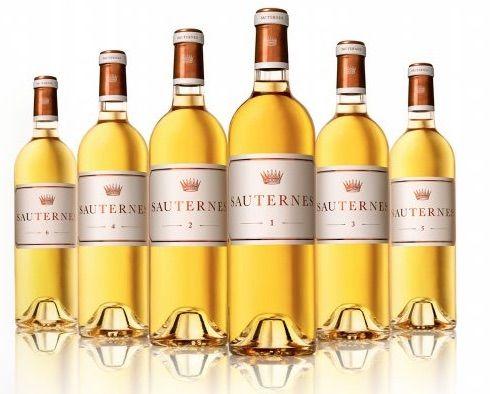 """Sauternes"" - Yquem's wine"